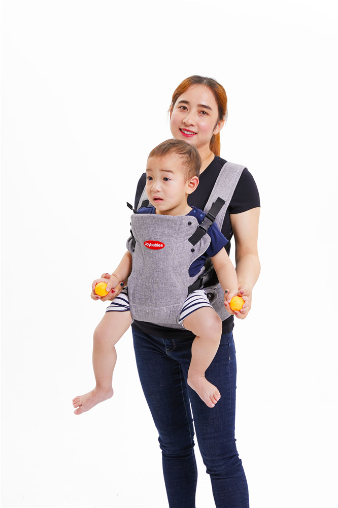 Ergonomic All Position Adjustable Carrier For Toddler