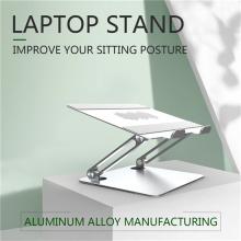 Trabajo desde casa Soporte para portátil usado Aluminio