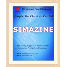 Simazine Herbicide CAS No. 122-34-9 (C7H12ClN5)
