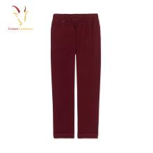Personalizado de alta calidad Cashmere Knitted men sport jogger pants
