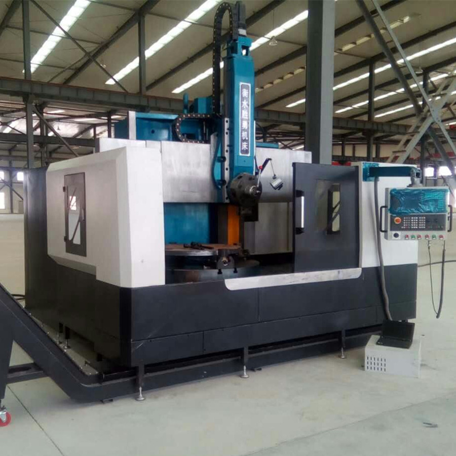 Heavy duty vertical lathes
