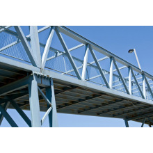 New Design Low Price Frame Prefab Pedestrian Bridge
