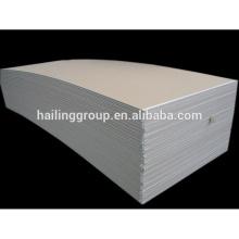 Precio de tablero de yeso con revestimiento de papel