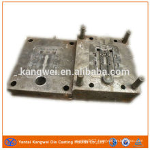 High precision die casting mold & plastic injection mold