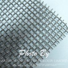 Paño de malla de alambre de acero inoxidable para filtración y tamiz
