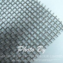 Pano de malha de arame de aço inoxidável para filtração e peneira