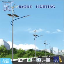 8m Octagonal Hot DIP Galvanized Steel Street Lighting Pole (BDP06)