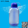 800ml ~ 1000ml garrafa de plástico de esporte, garrafa de beber, garrafa de água livre BPA