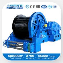 Электрическая лебедка Wirerope Slow Speed Heavy Duty