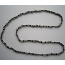 Colar da forma e do conjunto de joias pulseira