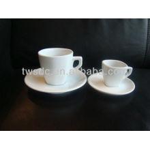 Гуандун импортер чашка и блюдце для отель оптовик