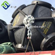 floating jetty rubber fender / boat dock bumpers fender for cargo ships or barges