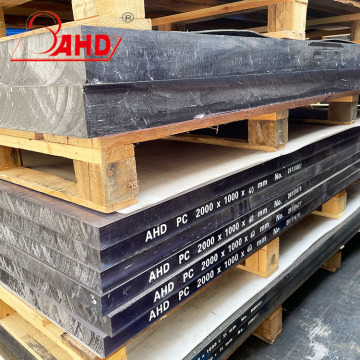 Engineering Plastics Polycarbonat-PC-Platten