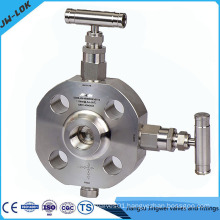 Stainless Steel Double Block And Bleed Valves