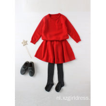 Phoebee 100% Wool Sweater Knitted Parent-Child Suit for Winter