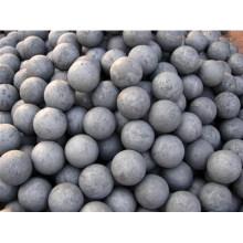 Boule abrasive abrasive en acier pour machine d'exploitation minière