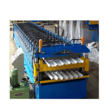 Hot Sale High Rib Hydraulic Corrugated Metal Steel Tile Sheet Better Life Roof Roll Forming Machine