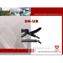 Completo-plástico flexible ignífugo equilibrio compensando proveedores de cadena, bloque de cadena, cadena, cadena suministros/SN-UB
