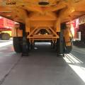 Capacité de camion à benne basculante de fin de capacité semi-remorque