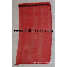 Red Leno Mesh Bag for Fruit F (26-16)