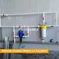 New Designed High Quality Broiler Chicken Nipple Drinking System