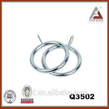 metal ring matching 13/19/28mm curtain rod