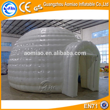 Barraca inflável dos esportes do dossel inflável da barraca da abóbada gigante, barraca para a venda
