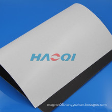 A3X1mm China soft type rubber flexible magnetic sheet manufacturers