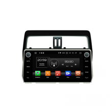 Android 8.0 car multimedia per PRADO 2018