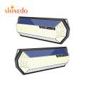 Super Bright 196 Led emergency Motion Sensor Emergency Solar wall Light