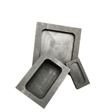 Customized high-purity isostatic die-casting ingot graphite mold with good price
