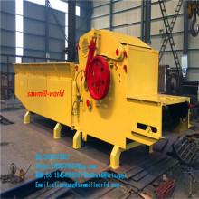 Maquinaria de carpintería compuesto automático de máquina de corte de madera de trituradora de madera