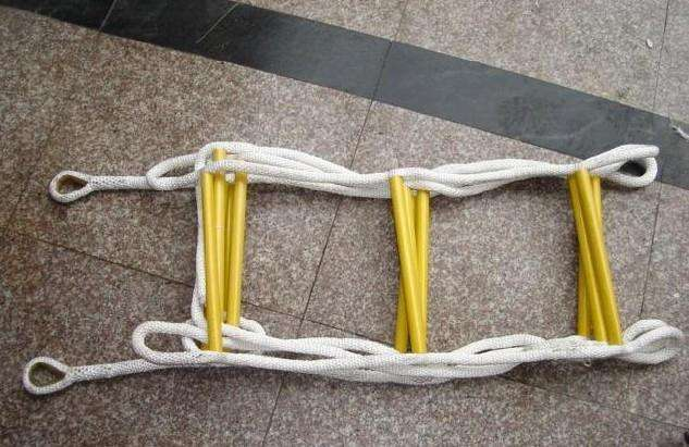 nylon safety rope ladder