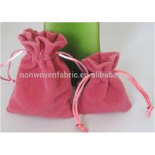 High Quality Velvet Jewelry Bag Gift Bag