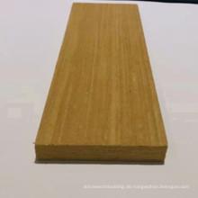 Recon Teakholz, das Teakholzformteile aus Holz herstellt