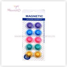 Dia. 2cm 10PCS Stationery Magenet, Memo Office Magnet for Whiteboard, Fridge