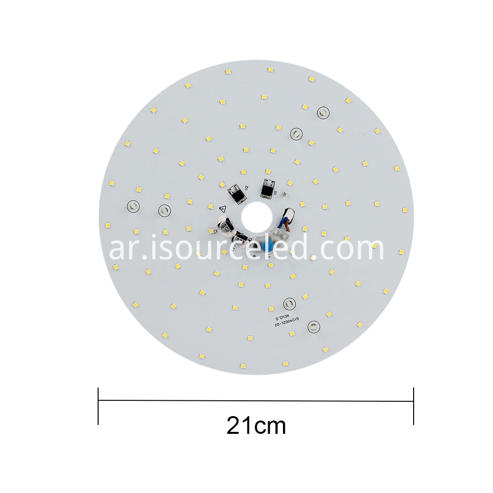 220V 24W AC COB Module for Ceiling Light installation guide