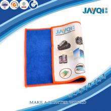 Uso de pantalla paño de limpieza de material de microfibra
