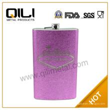 Fiole de liqueur extra-large FDA 64OZ en acier inoxydable