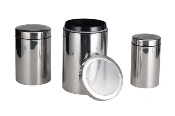 Reusable Household Stainless Steel Canister