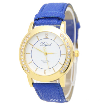 New Design Women Noble Leather Watch