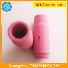 Bocal de cerâmica 10N47 para tocha de tig