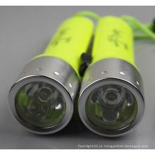Loja on-line grande ângulo de tocha de mergulho 50M Underwater 500LM XM-L T6 LED impermeável Lanterna Lanterna de mergulho 18650