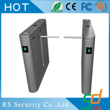 Stainless Steel Turnstile Drop Lengan Barrier Gate