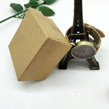 Craft paper watch box