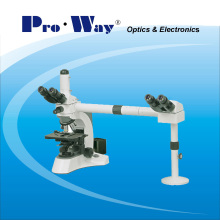 Professional Multi-Viewing Biological Microscope with Two Viewing Heads (N-PW204)