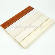 Melamine paper recon wood mouldings