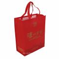 Não tecidos sacos de compras promocionais