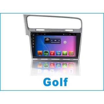 Système Android Lecteur DVD de voiture pour le golf avec voiture Navigation GPS