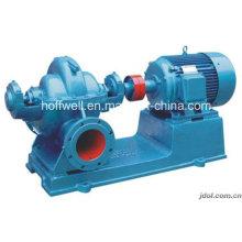Pompe centrifuge à double étage à double étage